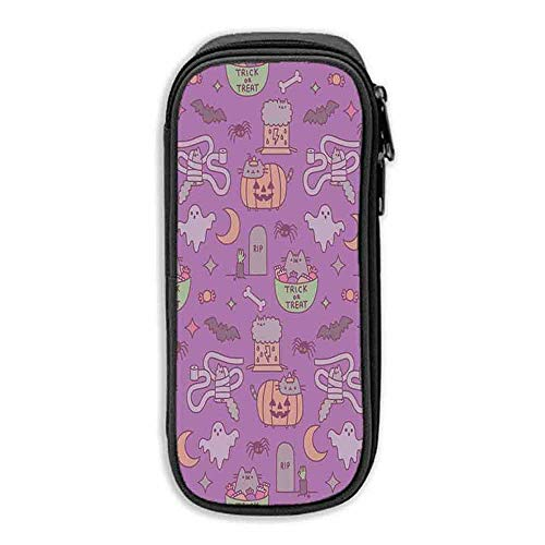 MakeHappy Pen Bag Halloween Small Icons ipad 9 7 case with Pencil Holder