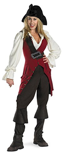 Pirates of the Caribbean Elizabeth Swann Adult Costume for $<!--$50.99-->