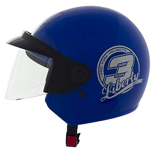 Pro Tork Capacete Liberty Three 56 Azul