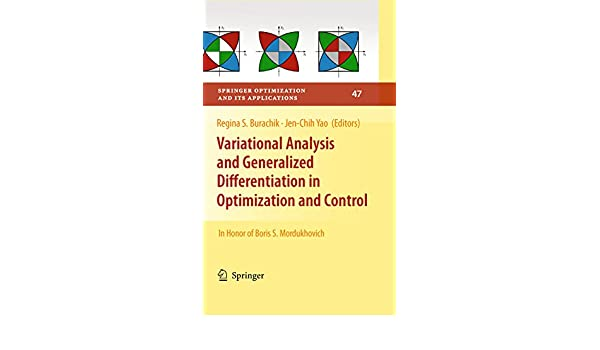 Variational Analysis and Generalized Differentiation: Applications