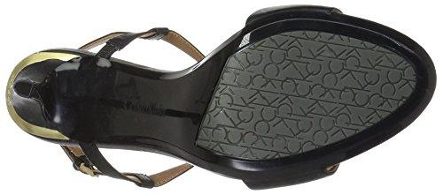 Calvin Klein Kvinders Nori Hæle Sandal Sort 73bw3