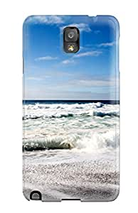 Rolando Sawyer Johnson's Shop Anti-scratch Case Cover Protective Cool Beach Case For Galaxy Note 3 3447492K60661275