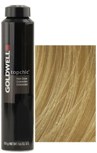 Buy Special Effects Hair Dye (Goldwell Topchic Hair Color (8.6 oz. canister) - 11B)