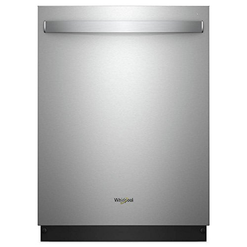 Whirlpool WDT750SAHZ Fully Integrated Built-In Stainless Steel Dishwasher WDT750SAHZ