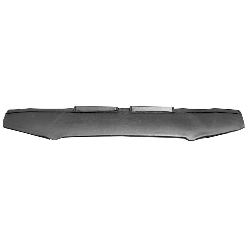 Autostyle 0668 Bonnet piedra Guard Cover, Negro