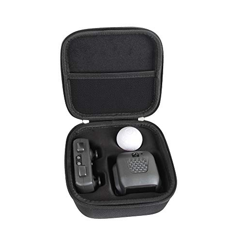 Hermitshell Hard Travel Case Fits Boxer - Interactive A.I. Robot Toy (Black)