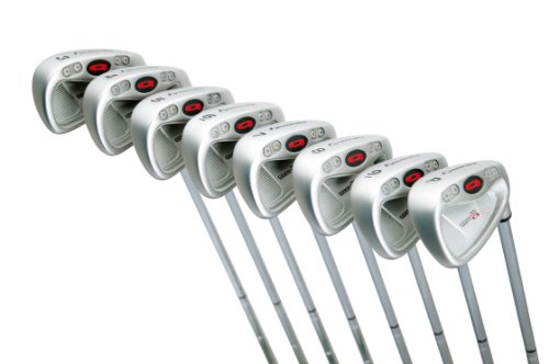Pinemeadow 3-PW Command Q Irons (Right-Handed,), Outdoor Stuffs