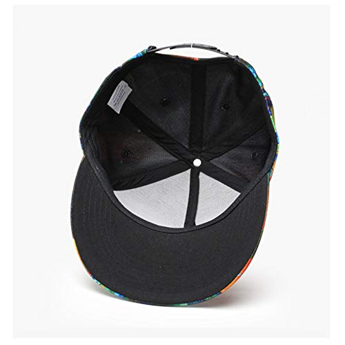 Verano de Gorra Beisbol de Sombreros Moda Sombreros Hip para Gorras béisbol Impresión Mujeres Gorra de Casuales Hombres de de Hop 8d0rwd5qZ