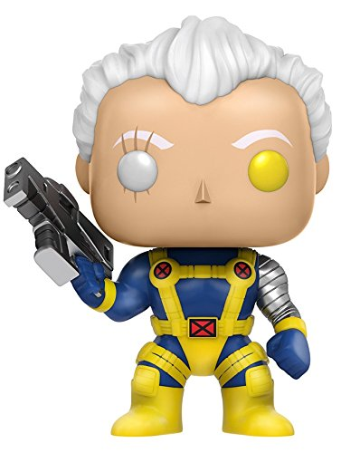 Funko X-Men Cable Pop Marvel Figure (Cable Ultimate X-men)