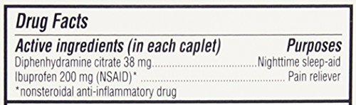 Advil PM Caplets