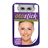Otostick Cosmetic Ear Corrector - Solves Big Ear Problem (8u) - Best Alternative Short of Surgery - Spanish Box