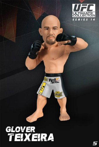 Round 5 UFC Ultimate Collector Series 14.5 LIMITED EDITION Action Figure Glover Teixeira