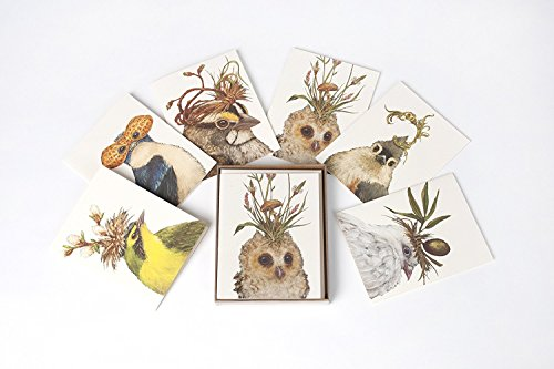 - The Pencil Factory Vicki Sawyer Boxed Card Set of 6