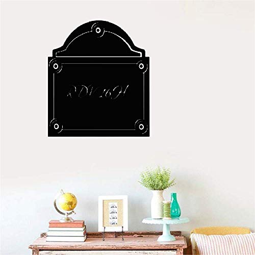 Funny-mural Vinyl Wall Decal Wall Stickers Art Decor Stickers Street Sign for Nursery Kid Bedroom]()