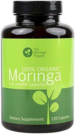 Moringa Project Capsules Oleifera Capsules product image