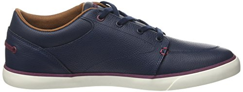 Lacoste Herren Bayliss Vulc 317 1 Trainer Low Blau (Nvy)