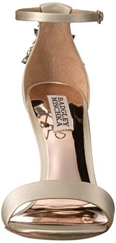 Badgley Mischka Women's Bartley Dress Sandal Ivory GTYsbj
