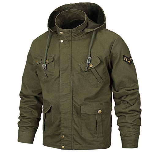 Goose Down Jacket Men Waterproof. Men's Autumn Winter Coats Casual Military Equipment Fashion Trend Jacket