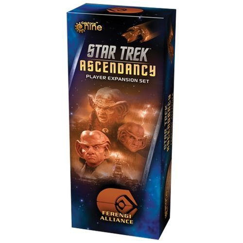 Star Trek Ascendancy Ferengi Expansion Game