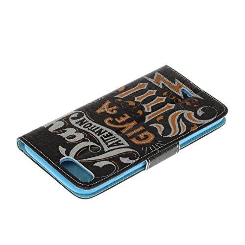 Ecoway Serie pintada Caja del teléfono de moda para iPhone 8/iPhone 7/iPhone 7G (4,7 zoll) - Tower Text