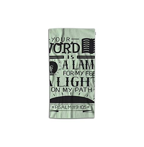 Bible Verse Light To My Path in US - 2