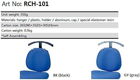 Chair Hanger for Jacket Black; 81889 Nakabayashi