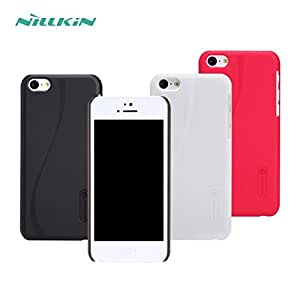 Deal4U New Nillkin Frosted Hard Case For Apple iPhone 5C / iPhone5C Gift Screen Protector #-# Color#=Brown