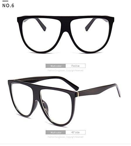 de E Wild conducción E Alger de box viaje Gafas vintage anti UV sol Gafas estilo de de Big tqwTHqY