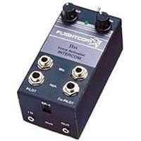 Flightcom Model IISX Voice Activated Portable Aviation Intercom