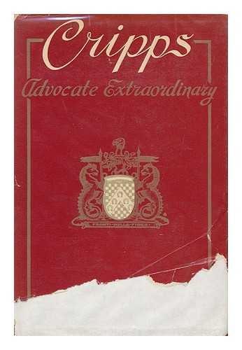 Cripps, advocate extraordinary]()