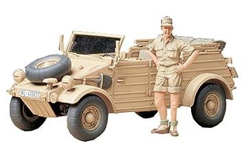 Tamiya 35238 - Maqueta para montar Kubelwagen Tipo 82 ...