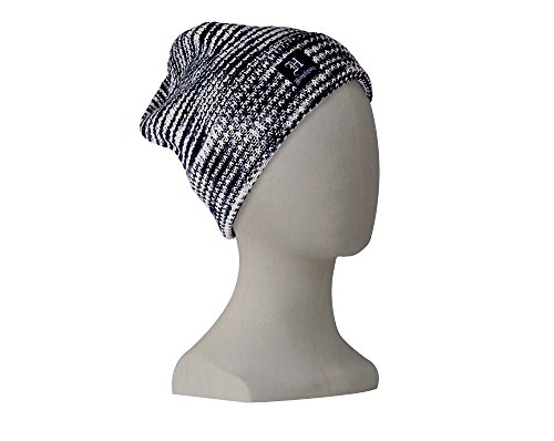 HEMPTIQUE-100-HEMP-BEANIE-BLACKWHITE-SHORT