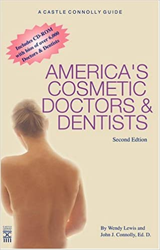 Book America's Cosmetic Doctors & Dentists 2nd Edition