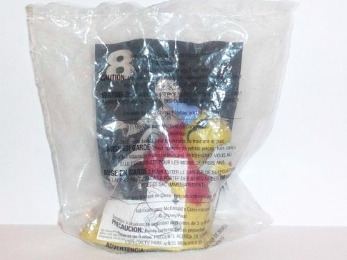 2001 McDonald's Happy Meal Toy: Monsters, Inc.- Roz #8