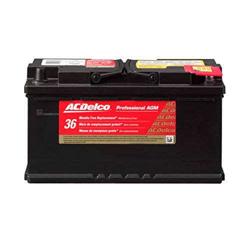 ACDelco 49AGM Professional AGM Automotive BCI Group 49 Battery Bmw X5 Battery