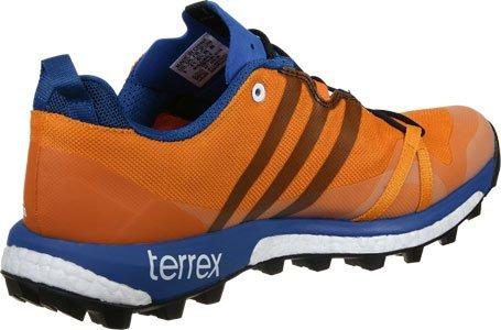 adidas Terrex Agravic EQT Orange Black Orange orange bleu