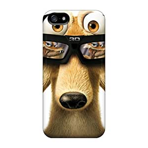 Apple Iphone 5/5s FCr1804yJkP Custom Nice Scrat Ice Age Image Shockproof Hard Phone Cases -DeanHubley