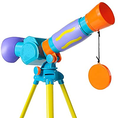 Educational Insights GeoSafari Jr. My First Telescope STEM Toy for Kids: Toys & Games