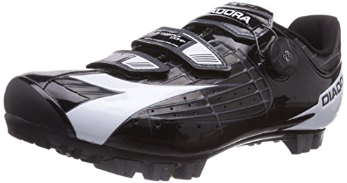 Diadora X Vortex- Comp - - para hombre Nero (Schwarz (schwarz/weiß 6410))