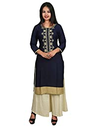 Women's Kurti Casual formal Bollywood Indian Pakistani Ethnic full stitched