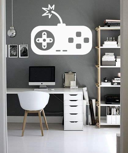 Amazon Com Gamer Wall Decor For Boys Room Gaming Decals
