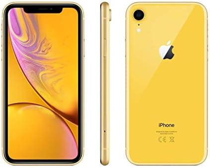 Apple iPhone XR 128 GB Amarillo (Reacondicionado): Amazon.es ...