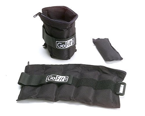 Adjustable Ankle Weights by GoFit