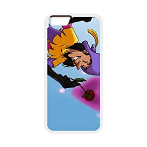 iPhone 6 4.7 Inch Cell Phone Case White Disney The Hunchback of Notre Dame Character Clopin Trouillefou bnz