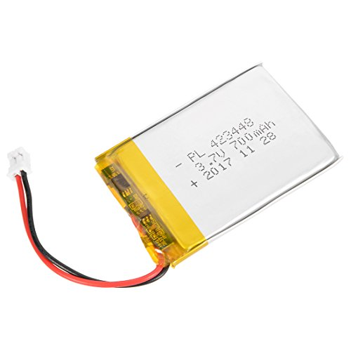 Matecamera 1PC 3.7V 800Mah 150mins Lipo Battery For 808#11#18 Keychain DVR Micro camera Recorder RC camera