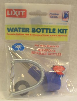 Lixit 30-0415-036 Water Bottle Kit with Spring