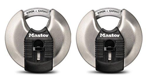 """Master Lock M40XTHC 2 Count 2-3/4"""" Magnum? Disc Lock"""