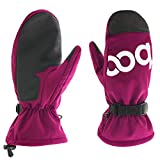Ski Mittens Outdoor Waterproof Windproof Winter Warm Anti-slip Gloves Men Women