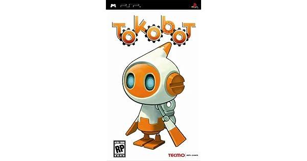 Amazon com: Tokobot - Sony PSP: Artist Not Provided: Video Games