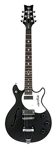 Daisy Rock 6 String Semi-Hollow-Body Electric Guitar for sale  Delivered anywhere in USA